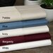 Pin-Stripe 620 Thread Count Egyptian Cotton Sateen Sheet Set