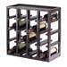Kingston 16 Bottle Wine Rack