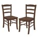 Winsome Basics Side Chair (Set of 2)