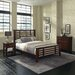 Home Styles Cabin Creek Slat 3 Piece Bedroom Collection