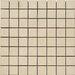 Faber SGT Mosaics Porcelain Matte Tile in Ivory
