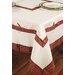 <strong>Tartan Ribbon Table Cloth</strong> by Xia Home Fashions