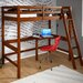 <strong>Donco Kids Twin Loft Bed</strong> by Donco Kids