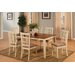 <strong>East West Furniture</strong> Nicoli 5 Piece Dining Set