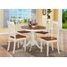 <strong>Antique 3 Piece Dining Set</strong> by Wooden Importers
