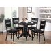 <strong>Wooden Importers</strong> Shelton 5 Piece Dining Set