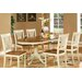 <strong>Plainville Dining Table</strong> by Wooden Importers