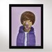 <strong>Teen Framed Graphic Art</strong> by Oliver Gal