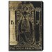The High Priestess Tarot Graphic Art on Canvas by Oliver Gal