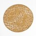 <strong>Beaded Design Placemat</strong> by Saro