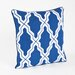 <strong>Melilla Moroccan Design Pillow</strong> by Saro