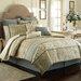 Laura Ashley Home Berkley 4 Piece Comforter Set