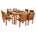 <strong>International Home Miami</strong> Amazonia 9 Piece Dining Set