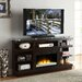 "<strong>Legends Furniture</strong> Novella 65"" TV Stand with Electric Fireplace"