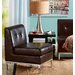<strong>Deluxe Slipper Chair</strong> by Castleton Home