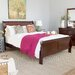<strong>Castleton Home</strong> Louis Philippe 3 Piece Queen Sleigh Bedroom Collection