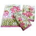 <strong>Ikat Printed Bath Towel</strong> by Dena Home