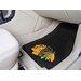 FANMATS NHL 2 Piece Novelty Carpeted Car Mats