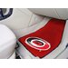 FANMATS NHL 2 Piece Novelty Carpeted Car Mats