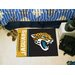 <strong>NFL Novelty Starter Mat</strong> by FANMATS