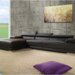 <strong>Melody Sectional Chaise</strong> by Whiteline Imports