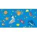 KidCarpet.com Ocean Friends Kids Rug