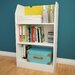 "<strong>Nexera</strong> Taxi 3 Shelf 46.13"" Bookcase"