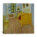 "<strong>""Bedroom in Arles"" Canvas Wall Art by Vincent van Gogh</strong> by iCanvasArt"