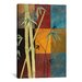 "<strong>Decorative Art ""Bamboo"" by Pablo Esteban Painting Print on Canvas</strong> by iCanvasArt"
