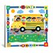 "<strong>iCanvasArt</strong> ""Bus"" Canvas Wall Art by Cheryl Piperberg"