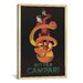 <strong>'Bitter Campari (Vintage)' by Leonetto Cappiello Vintage Advertisem...</strong> by iCanvasArt