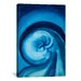 <strong>Blue I by Georgia O'Keeffe Graphic Art on Canvas</strong> by iCanvasArt