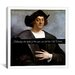 <strong>Christopher Columbus Quote Canvas Wall Art</strong> by iCanvasArt