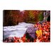 <strong>'Autumn Flow' by Dan Ballard Photographic Print on Canvas</strong> by iCanvasArt