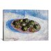 <strong>'Basket of Apples' by Vincent van Gogh Painting Print on Canvas</strong> by iCanvasArt