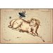 iCanvasArt 'Aries and Musca Borealis, 1825' by Sidney Hall Graphic Art on Canvas