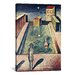<strong>'Aquis Submersus' by Max Ernst Graphic Art on Canvas</strong> by iCanvasArt