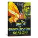<strong>Bride of Frankenstein Vintage Horror Movie Poster Canvas Print Wall...</strong> by iCanvasArt