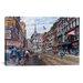iCanvasArt 'Boston' by Stanton Manolakas Painting Print on Canvas