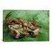 <strong>iCanvasArt</strong> 'A Crab on its Back' by Vincent van Gogh Painting Print on Canvas