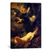 iCanvasArt 'Abraham and Isaac' by Rembrandt Painting Print on Canvas
