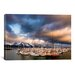 <strong>iCanvasArt</strong> 'Alaska Harbor' by Dan Ballard Photographic Print on Canvas