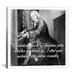 <strong>Johannes Bach Quote Canvas Wall Art</strong> by iCanvasArt