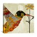 "<strong>""Humming Bird Brocade III"" Canvas Wall Art from Color Bakery</strong> by iCanvasArt"