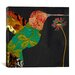 "<strong>iCanvasArt</strong> ""Humming Bird Brocade IV"" Canvas Wall Art from Color Bakery"