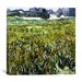 "iCanvasArt ""Auvers at Auvers"" Canvas Wall Art by Vincent Van Gogh"