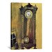 <strong>'Clock, 1914' by Marc Chagall Painting Print on Canvas</strong> by iCanvasArt