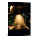<strong>iCanvasArt</strong> Panoramic Close-up of a Bell, Liberty Bell, Philadelphia, Pennsylvania Photographic Print on Canvas