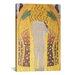 iCanvasArt 'Diesen Kuss Der Ganzen Welt 1902' by Gustav Klimt Painting Print on Canvas