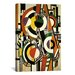 <strong>iCanvasArt</strong> 'Discs' by Fernand Leger Graphic Art on Canvas